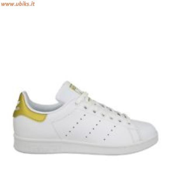 adidas donna stan smith gialle e bianche