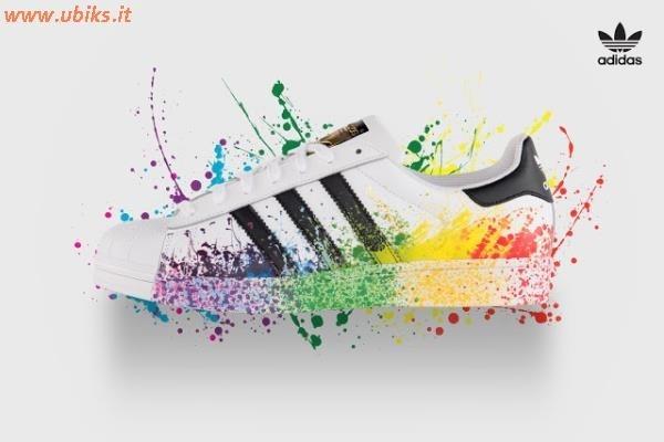 adidas scarpe stan smith colorate
