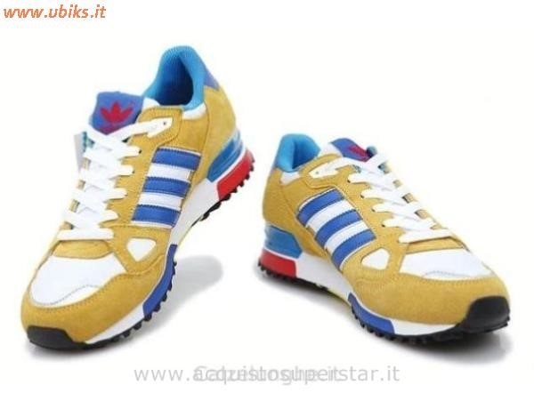 adidas zx 750 nere gialle