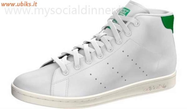 scarpe adidas stan smith alte